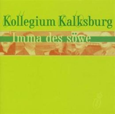 Kollegium Kalksburg - imma des söwe (always the same)